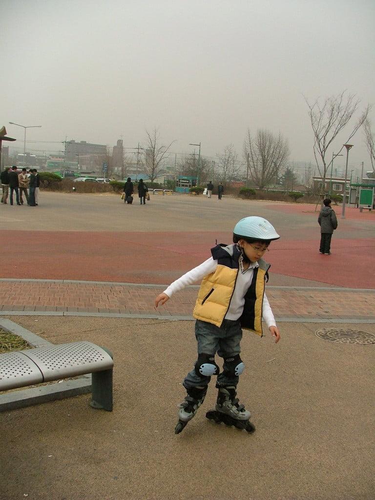 Корея и спорт