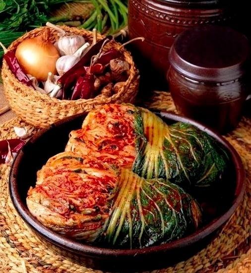 Национальное блюдо Кореи – кимчи