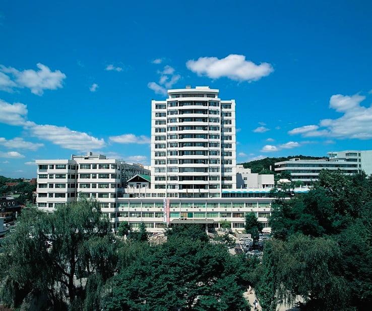 Кёнгхи - больница в Сеуле