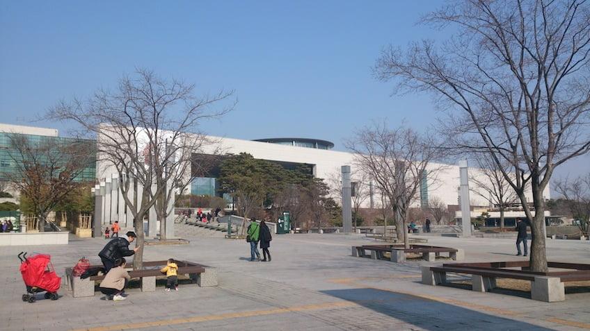 Сеульский Национальный музей