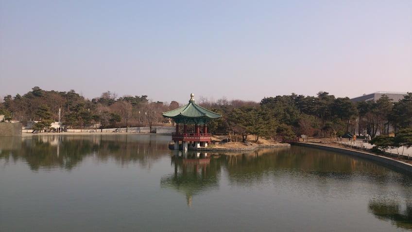 Корейская пагода