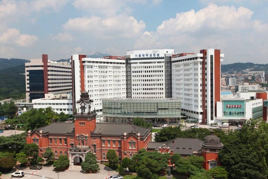 Сеульская больница