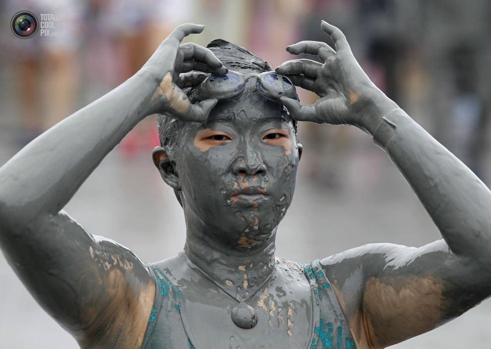 Поренский фестиваль грязи