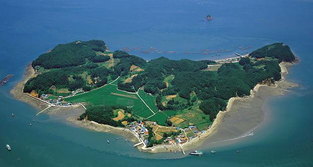 Остров Хёджадо Корея