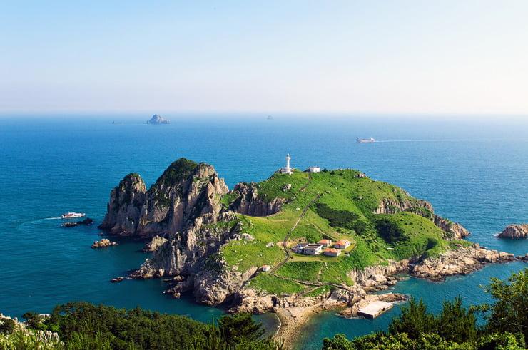 остров Сомемуль Корея