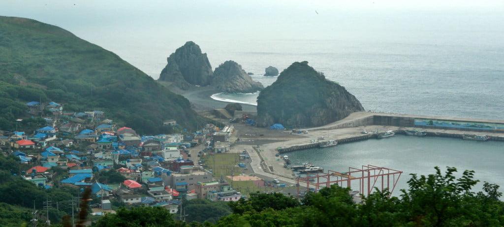 Остров Гаго Корея