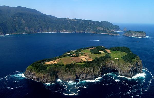 Остров Чук Корея