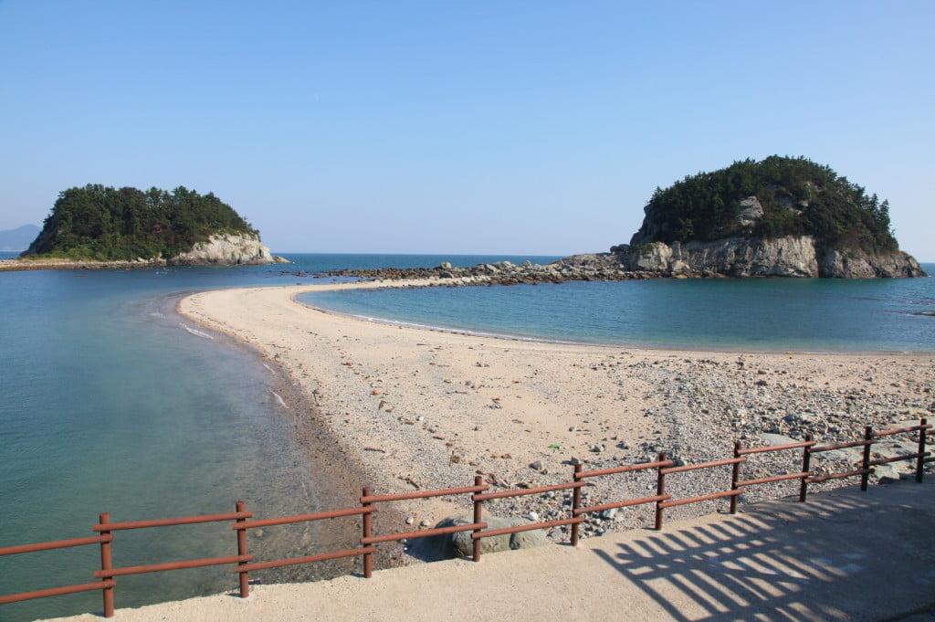 Остров Садо Корея