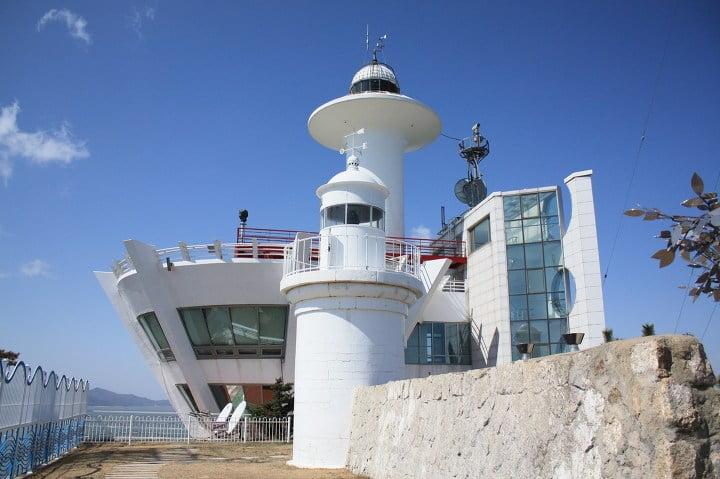 Остров Пхальмидо Корея