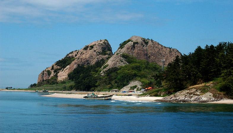Остров Соню Корея