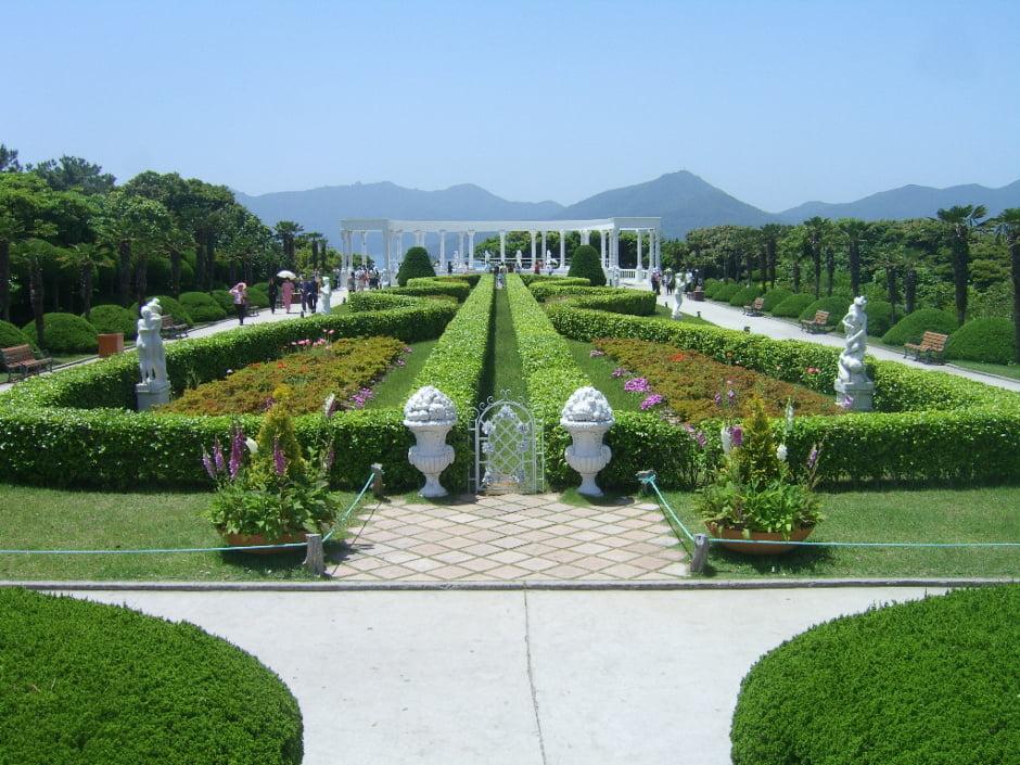Остров Ведо Южная Корея