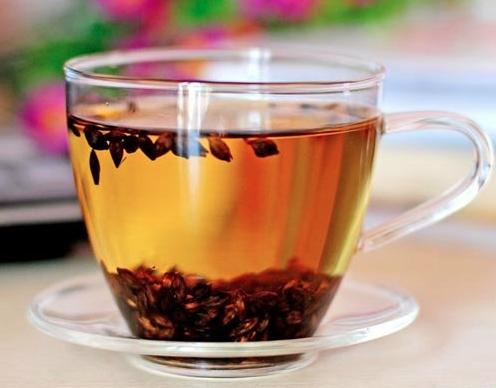 Корейский ячменный чай поричха