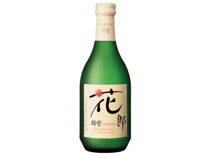 Корейский рисовый ликер чхонджу