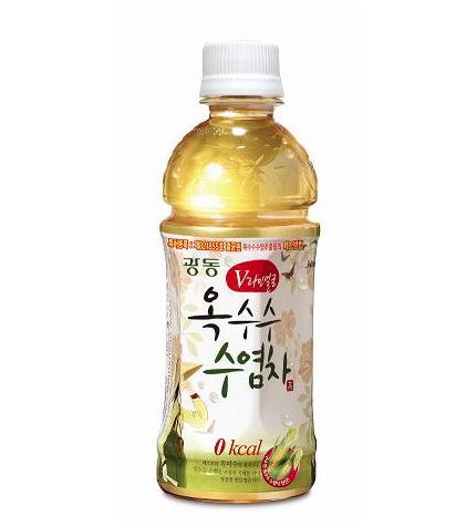 Корейский кукурузный чай