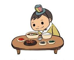 Застольный этикет Корея