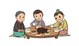 Корея и этикет
