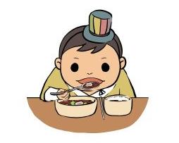 Этикет за столом Корея
