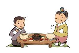 Корея. Правила хорошего тона за столом