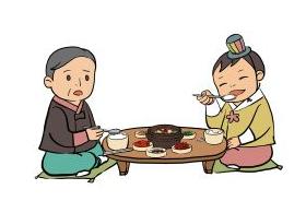 Корейские правила хорошего тона за столом