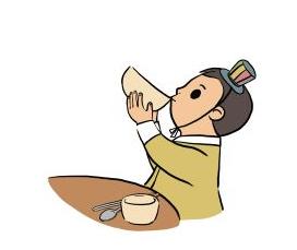 Чего нельзя делать за столом в Корее