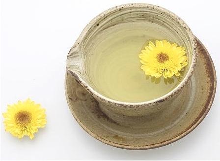 Корейский хризантемный чай