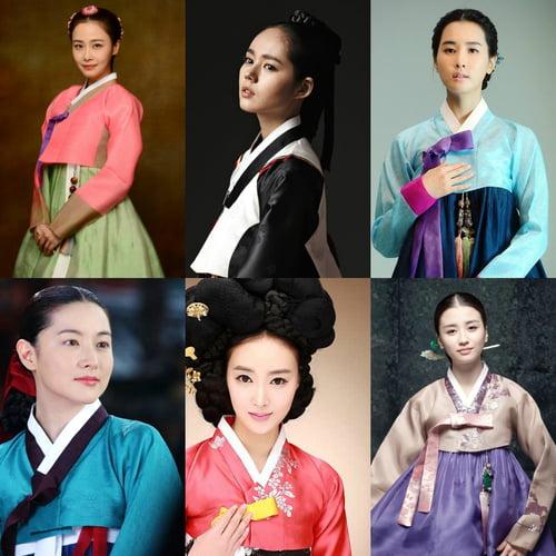 Ханбок – корейский национальный костюм