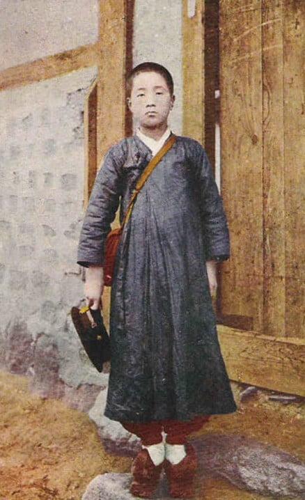 Старые фотографии Кореи