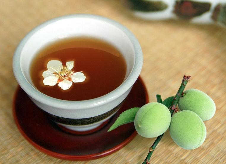 Корейский сливовый чай