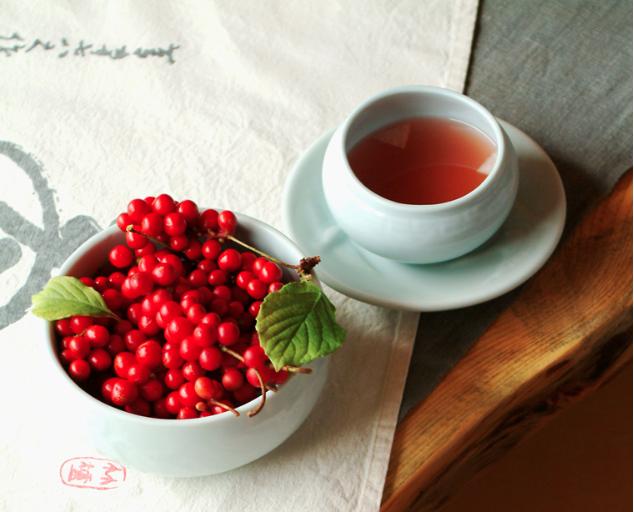 Корейский чай из лимонника