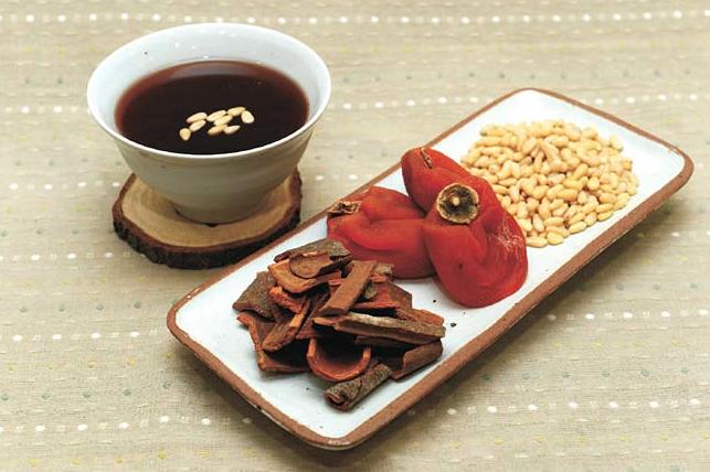 Корейский напиток суджонгва