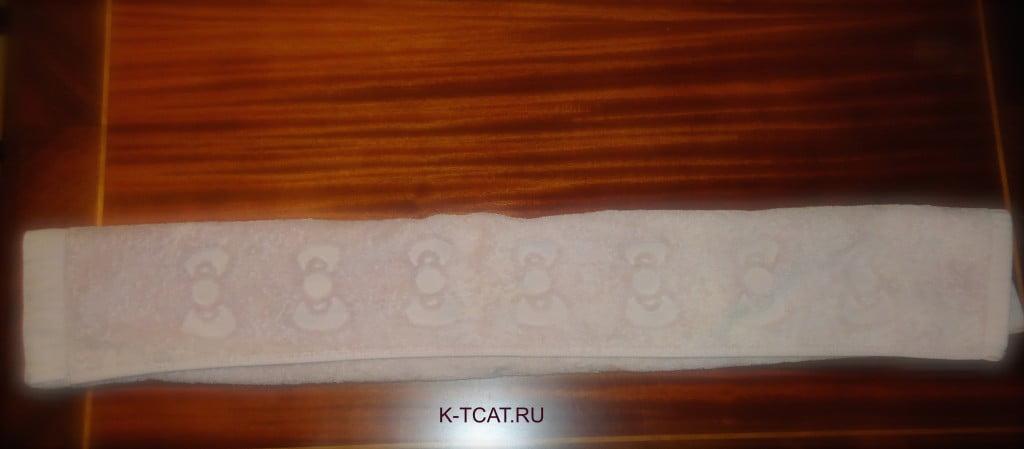 корейская шапка для сауны своими руками