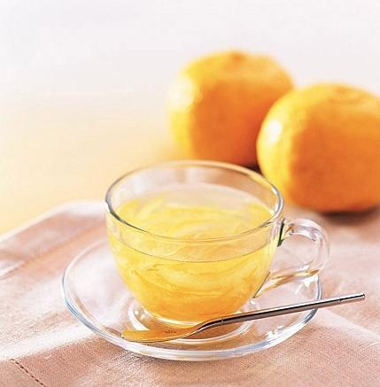 Корейский цитроновый чай