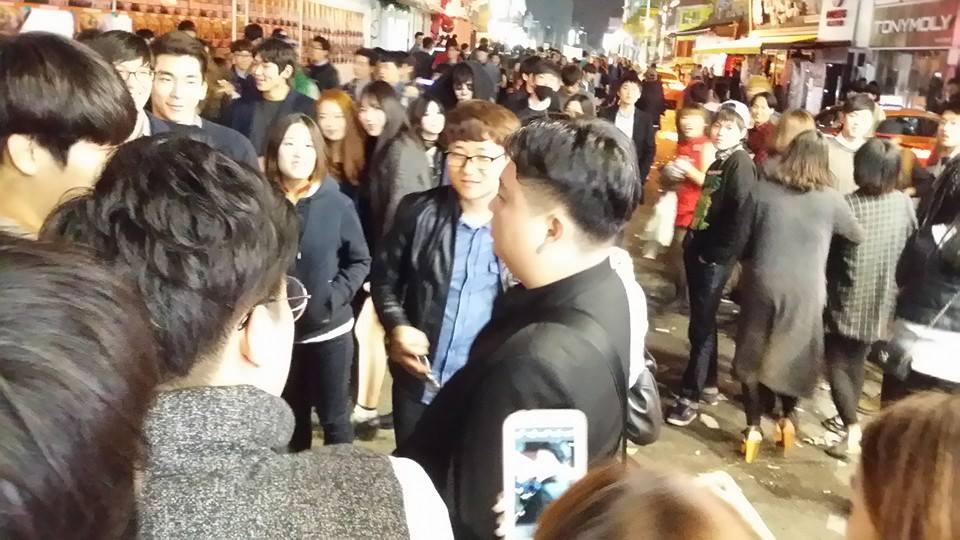 Лидер Северной Кореи посетил Южную Корею