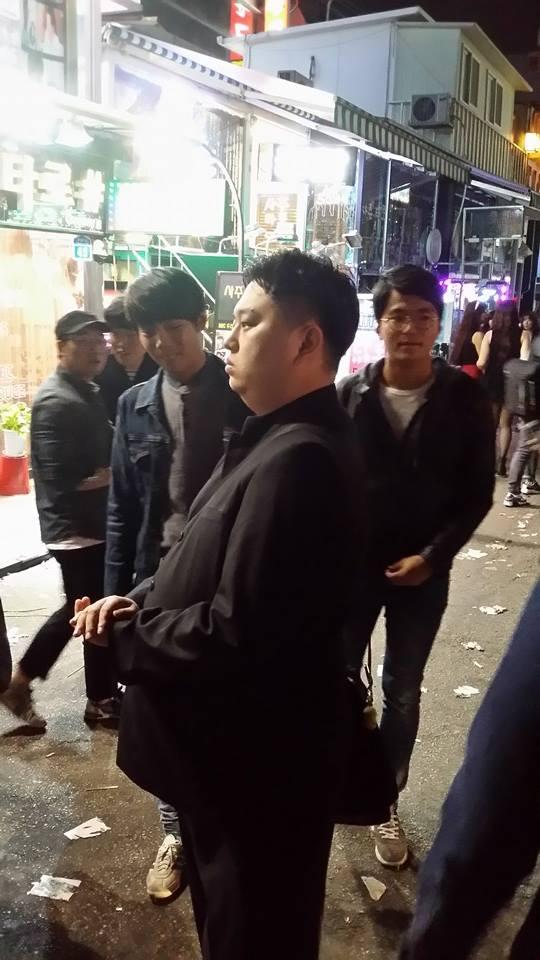 Ким Чен Ын посетил Южную Корею