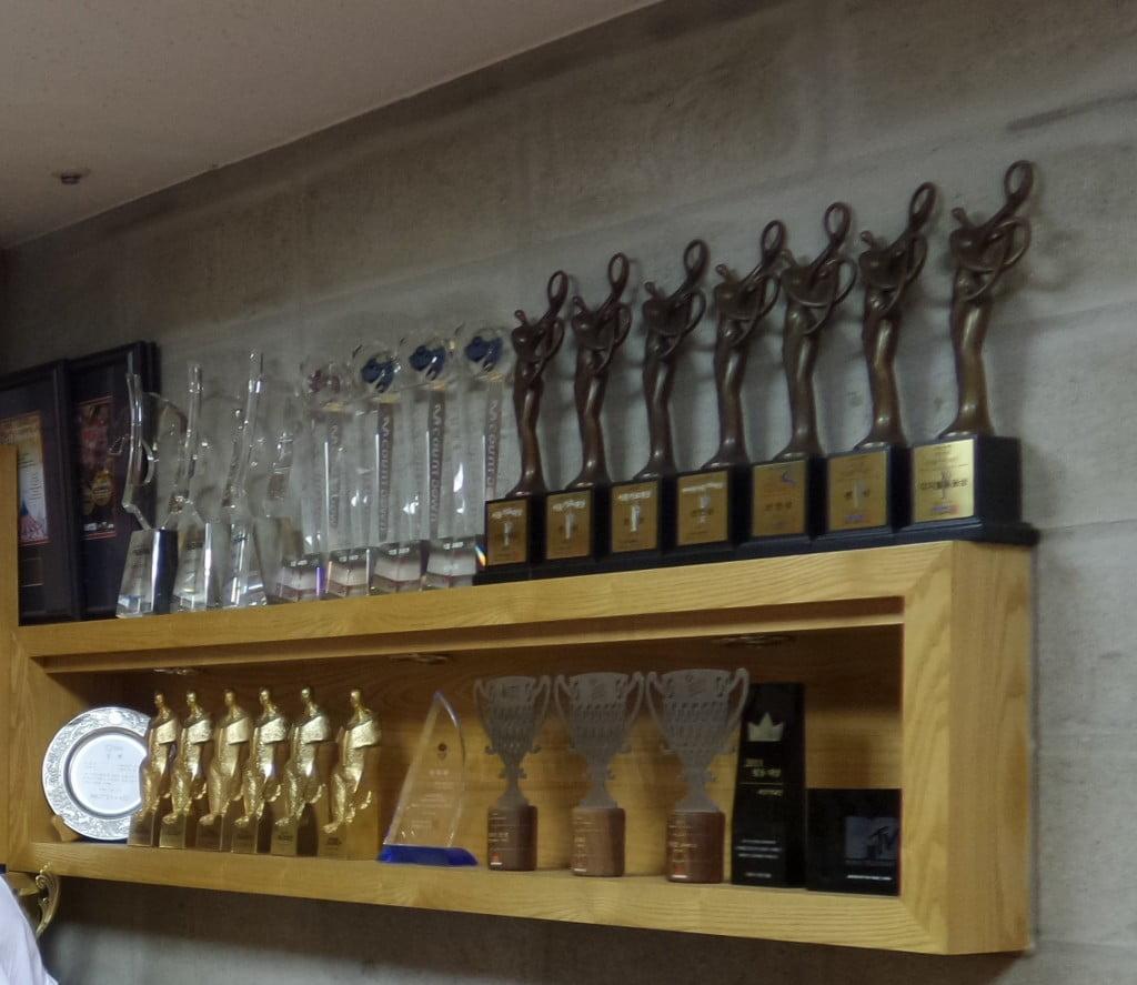Награды корейской поп-группы T-ARA