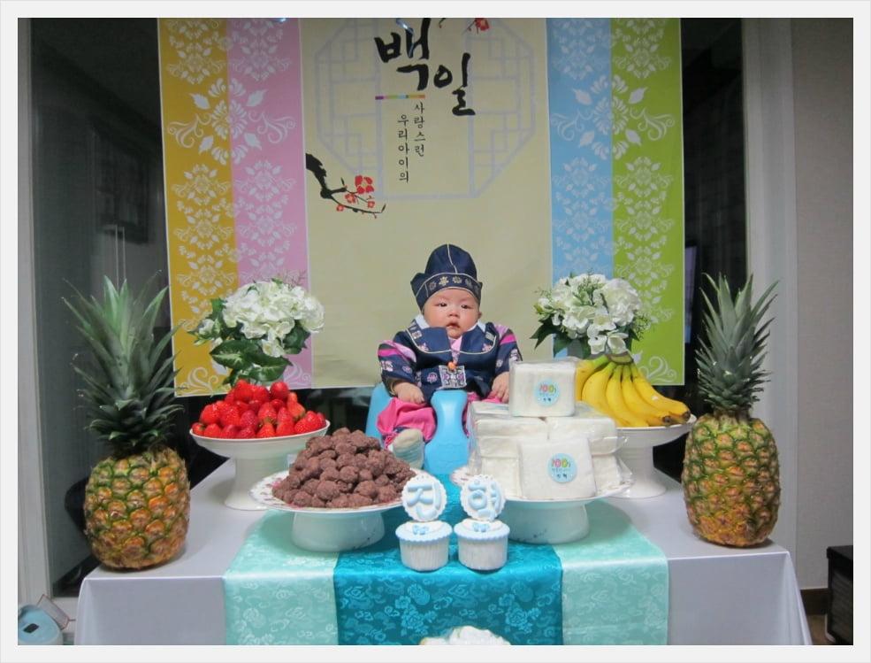 День Рождения в Корее