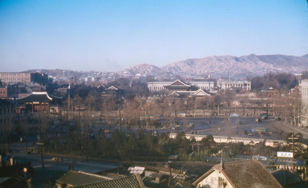 Токсугун Корея Старые фото
