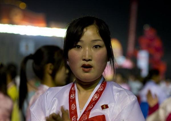 Кореянка с Севера