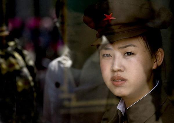 северокорейские девушки
