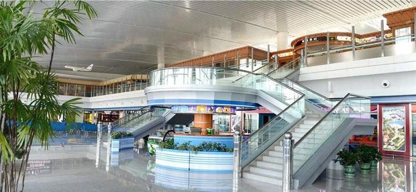 Пхеньянский аэропорт