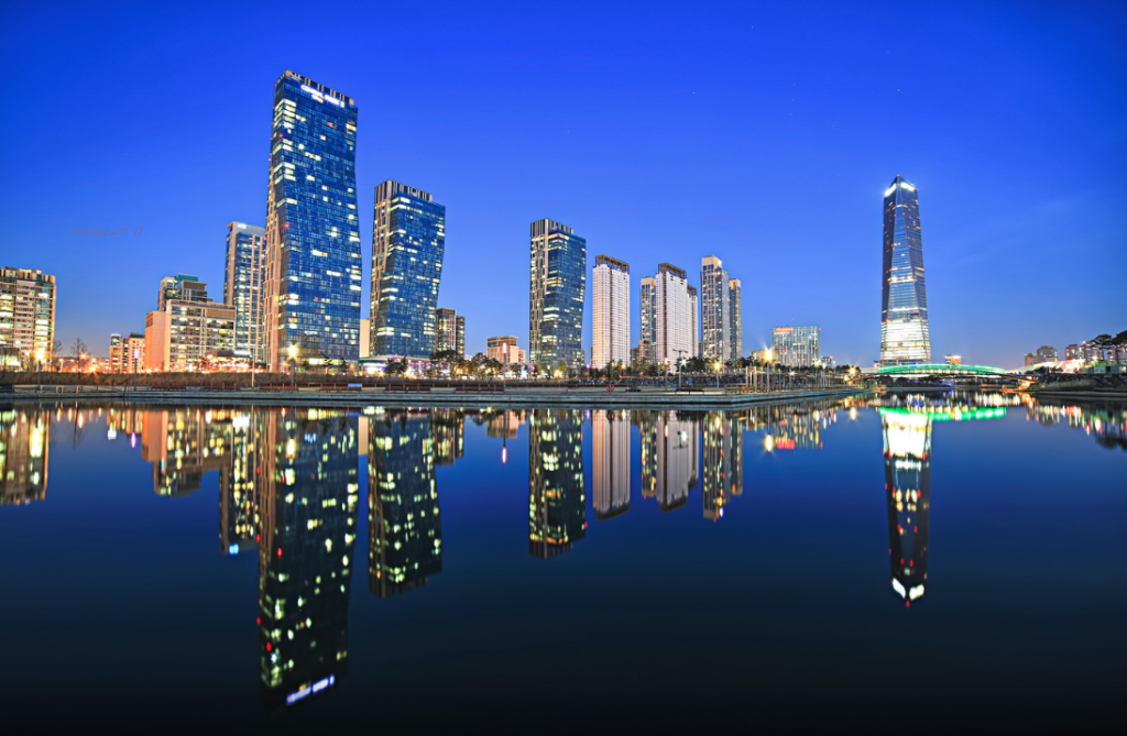 Сондо, Южная Корея
