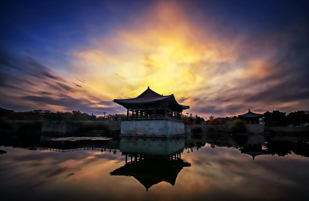 Анапчи, Корея