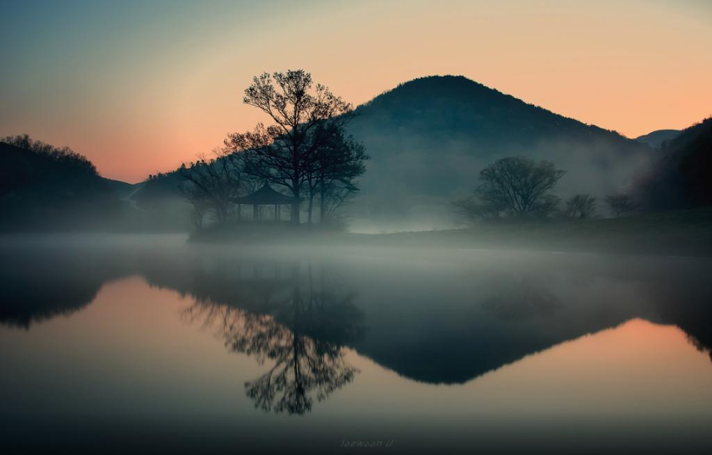 Туман, Корея