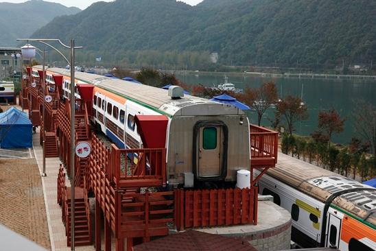 Самые необычные отели в Корее