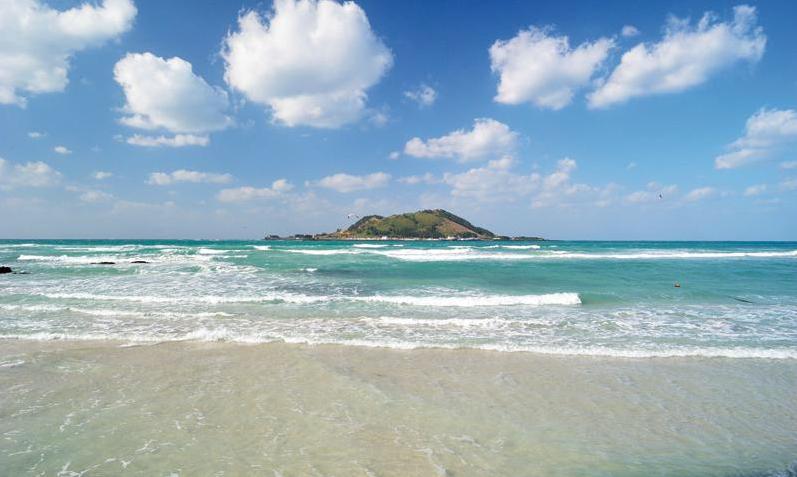 Лучшие пляжи Кореи