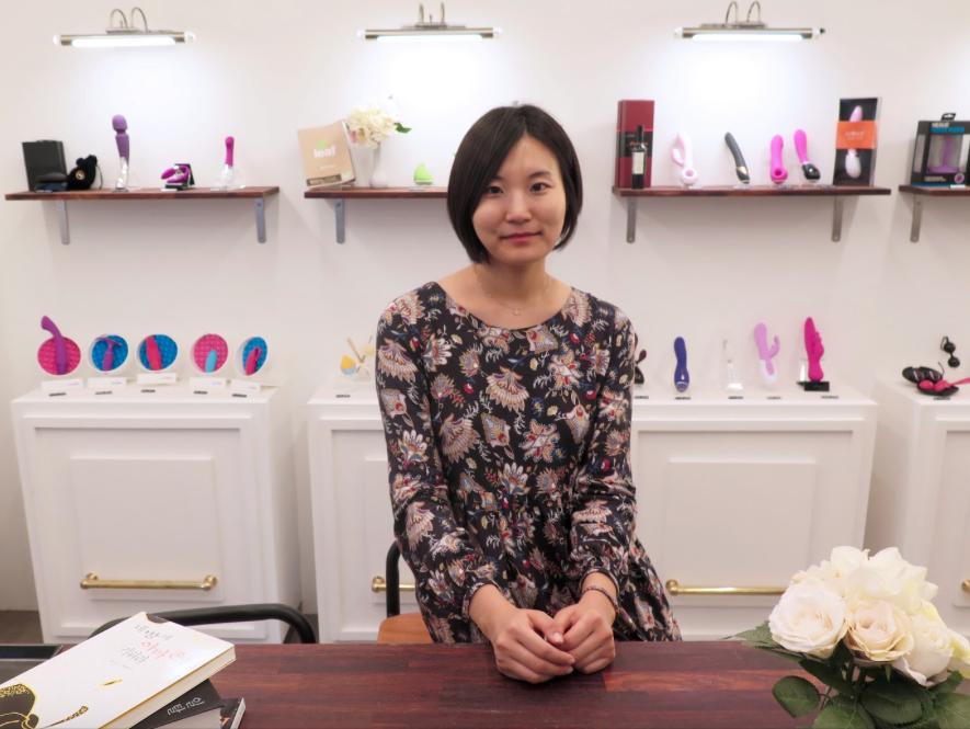 Первый секс-шоп для женщин в Южной Корее