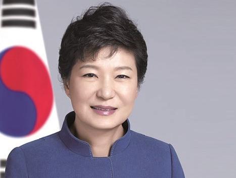 Пак Кын Хе – президент Республики Корея