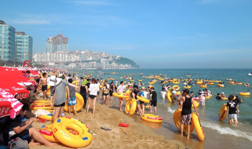 Корейцы не умеют плавать