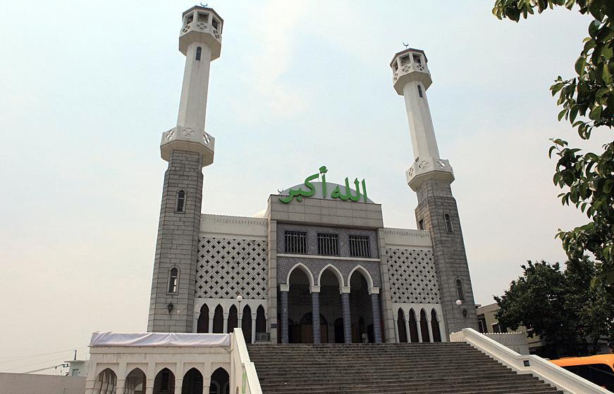 Ислам в Корее