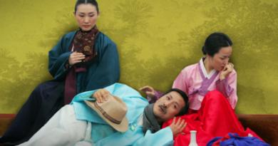 Корейский муж и две жены